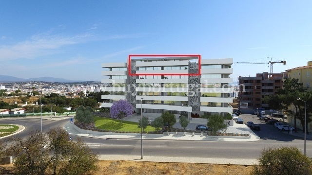 3 Bedroom Penthouse Lagos, Western Algarve Ref: GA324C