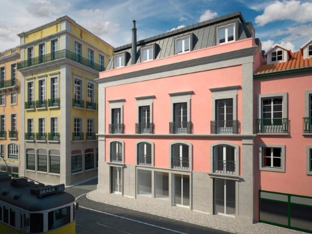4 Bedroom Apartment Lisbon, Lisbon Ref: AAM146