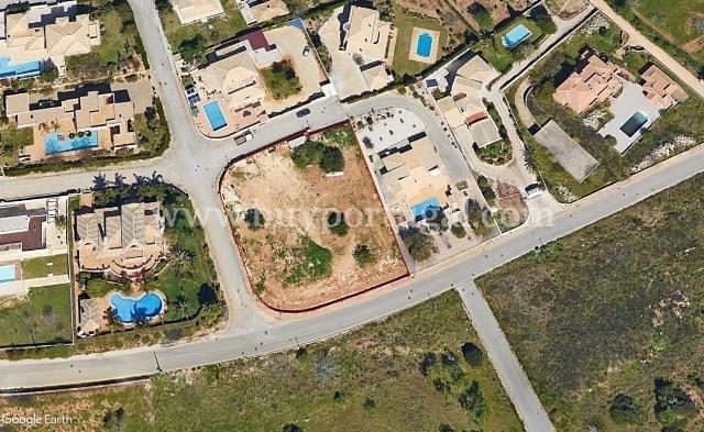 Plot Lagos, Western Algarve Ref: GP051