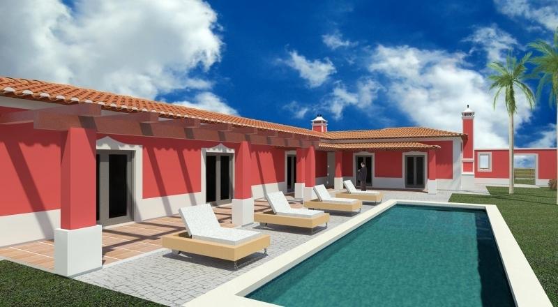 3 Bedroom Villa Caldas da Rainha, Silver Coast Ref: AV1949