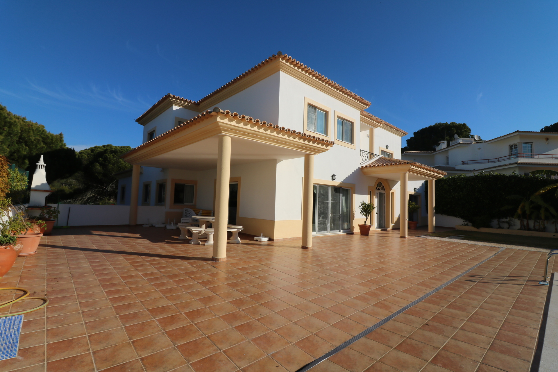 5 Bedroom Villa Almancil, Central Algarve Ref: JV10297