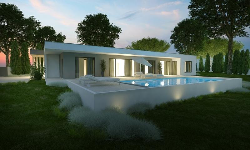 3 Bedroom Villa Caldas da Rainha, Silver Coast Ref: AV1953