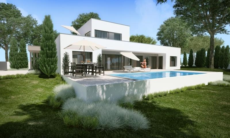 4 Bedroom Villa Serra Do Bouro, Silver Coast Ref: AV1954