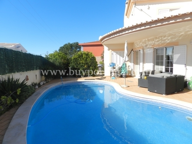 3 Bedroom Villa Praia da Luz, Western Algarve Ref: GV564