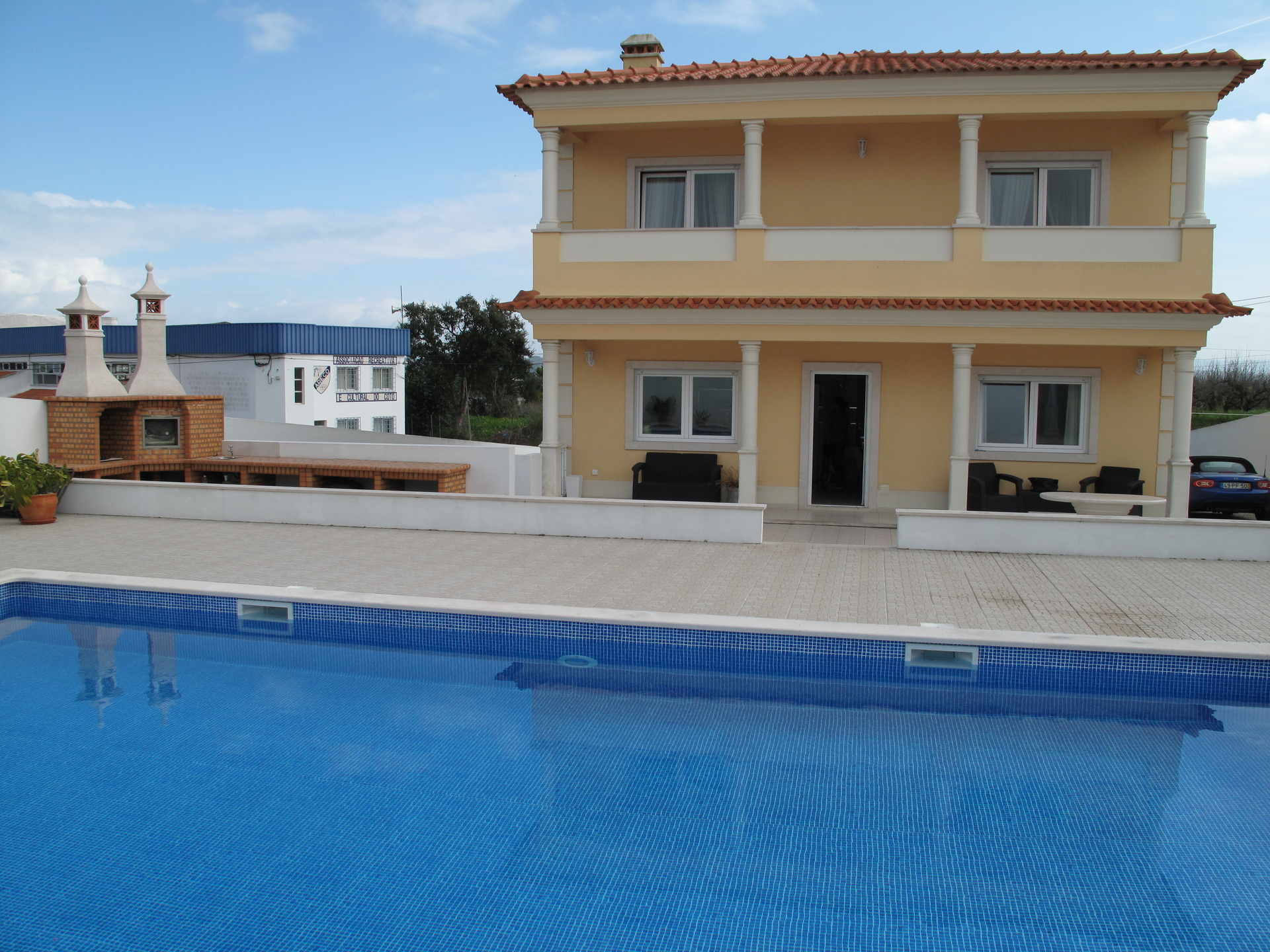 4 Bedroom Villa Caldas da Rainha, Silver Coast Ref: AV1956