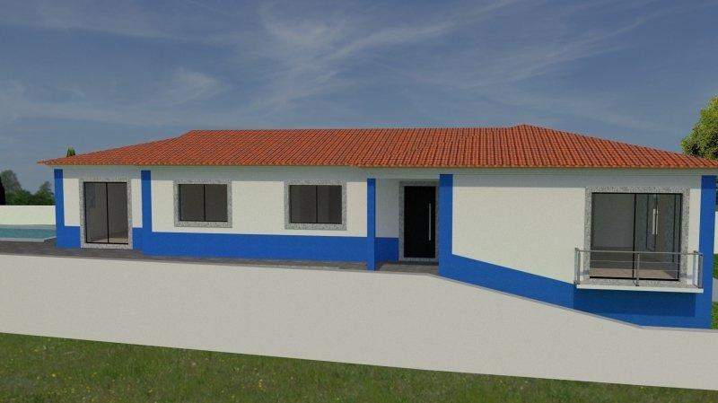3 Bedroom Villa Caldas da Rainha, Silver Coast Ref: AV1958