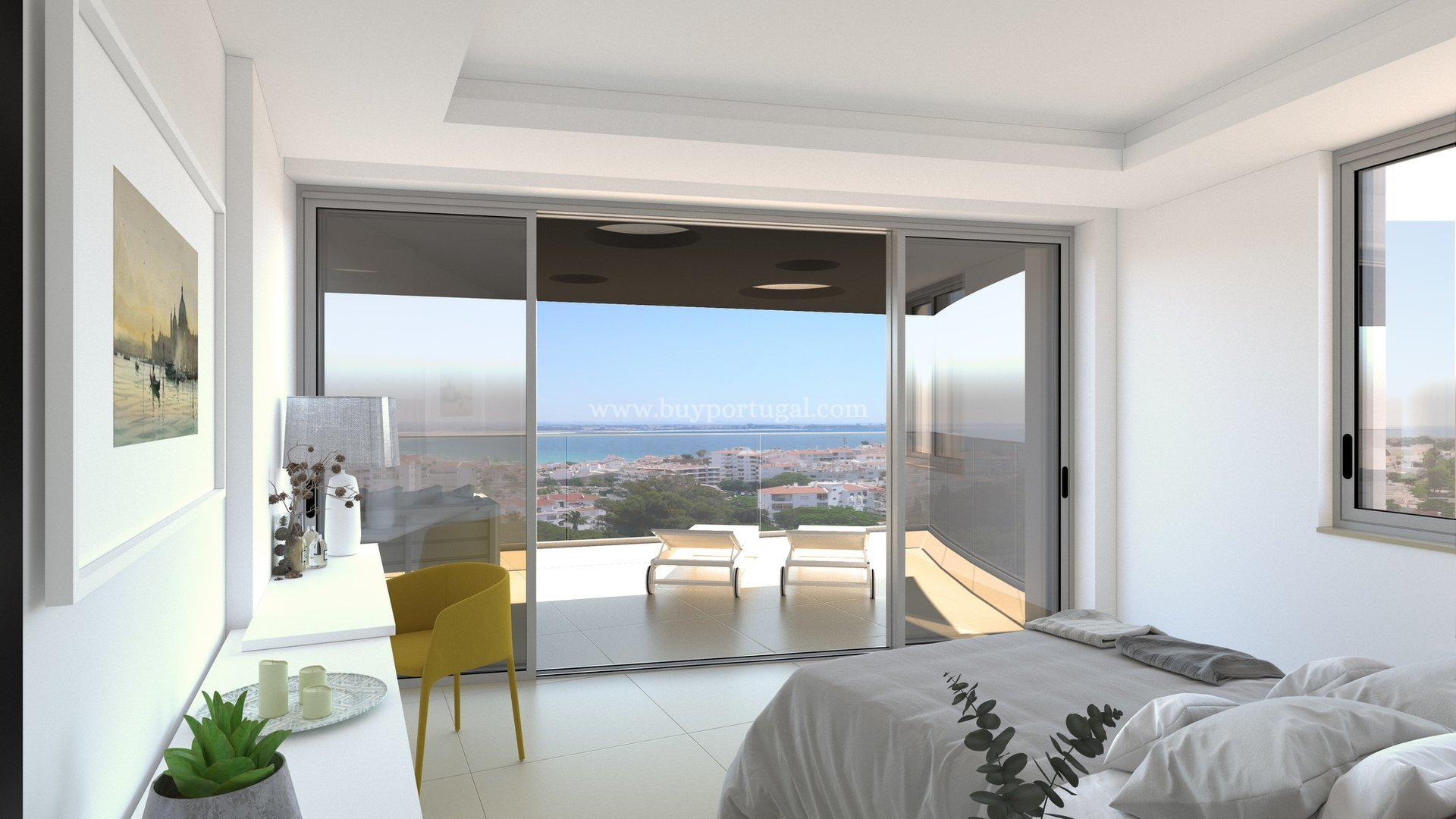 3 Bedroom Apartment Lagos, Western Algarve Ref: GA214C