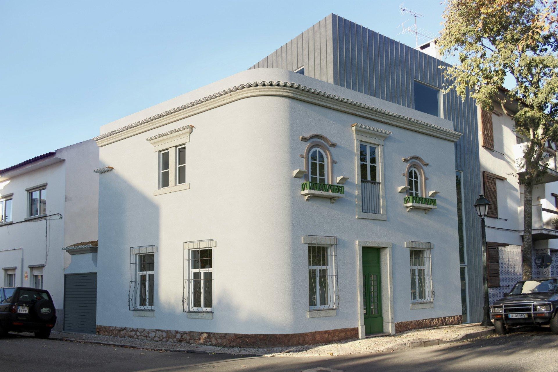 5 Bedroom Villa Cascais, Lisbon Ref: AVI319