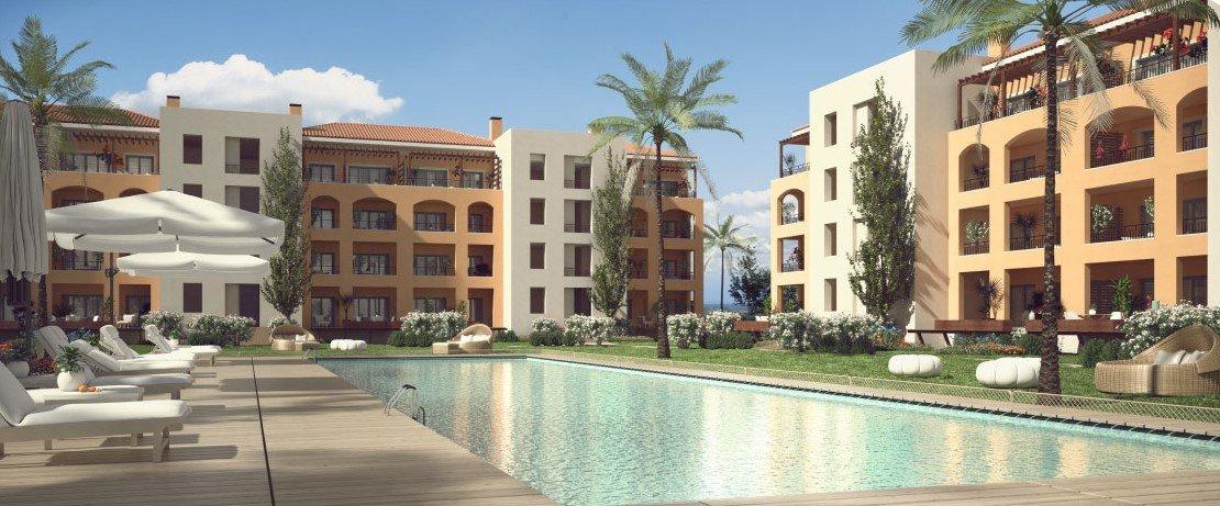 2 Bedroom Apartment Vilamoura, Central Algarve Ref: MA22102
