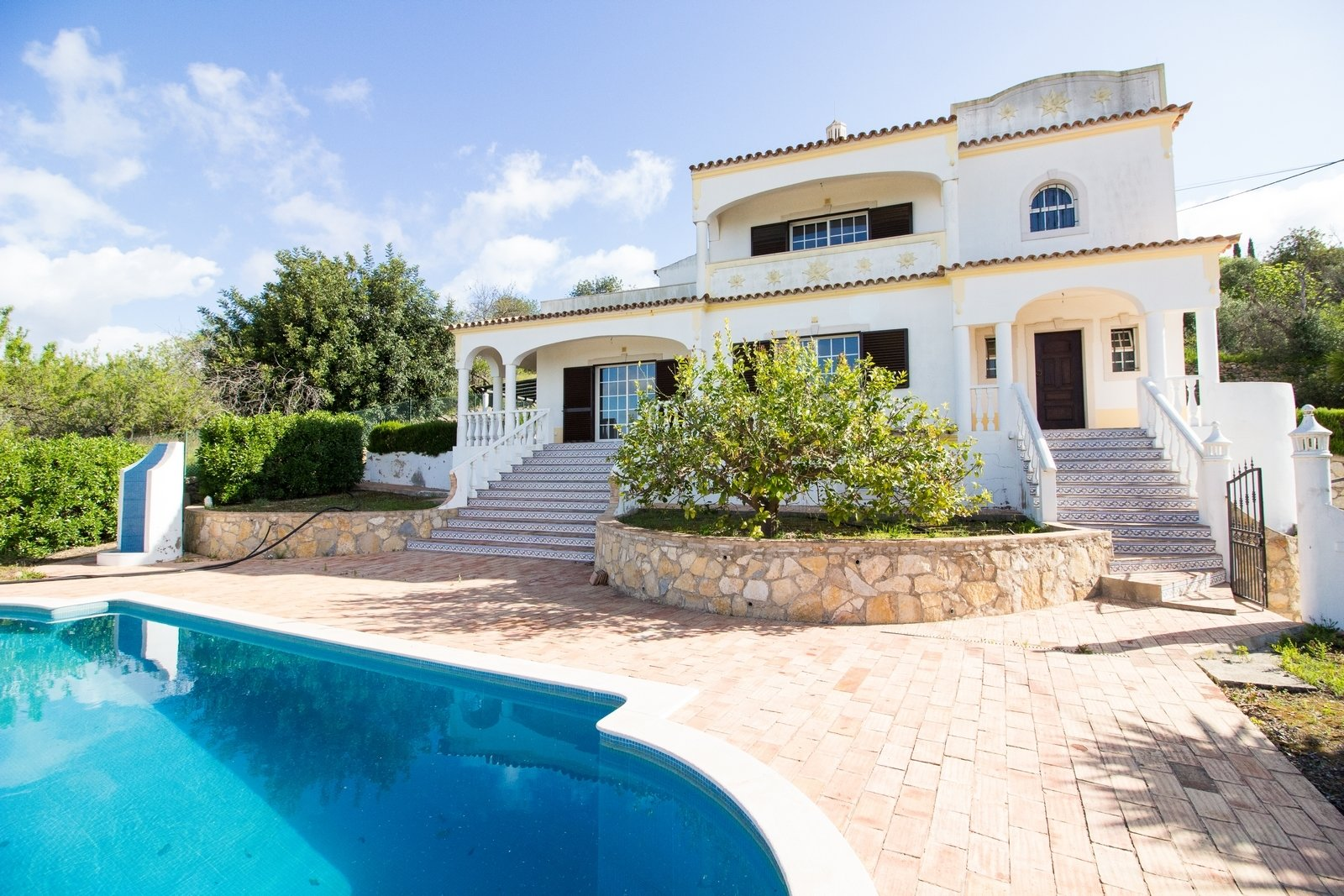 4 Bedroom Villa Boliqueime, Central Algarve Ref: PV3347