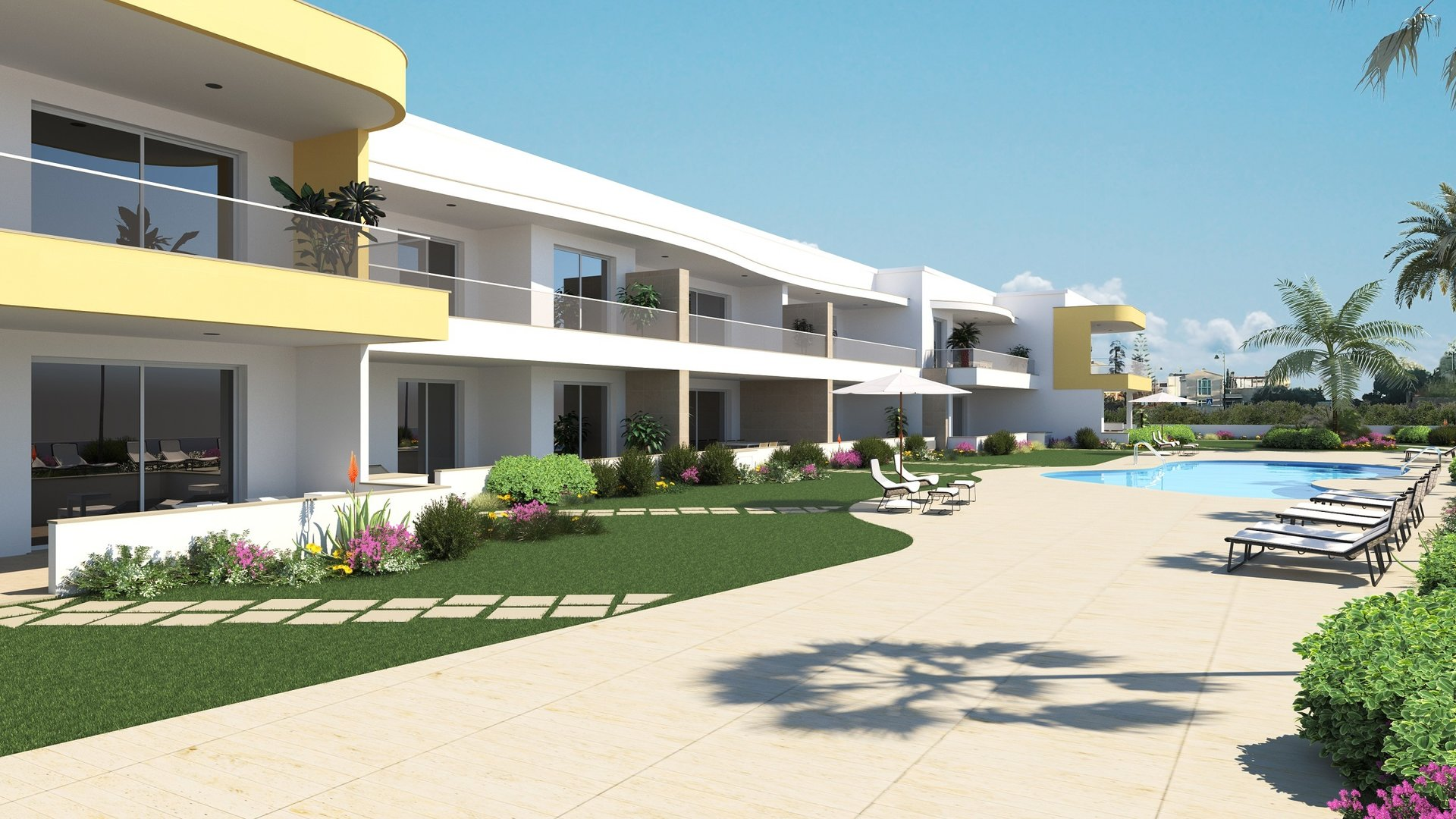 3 Bedroom Apartment Lagos, Western Algarve Ref: GA348B