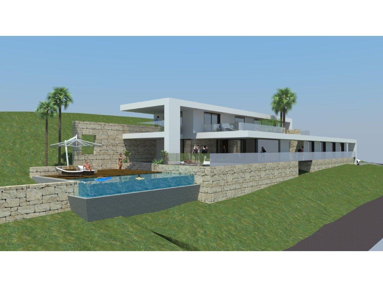 5 Bedroom Plot Loule, Central Algarve Ref: APA58