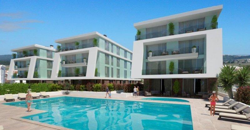 2 Bedroom Apartment Sao Martinho do Porto, Silver Coast Ref: AA356