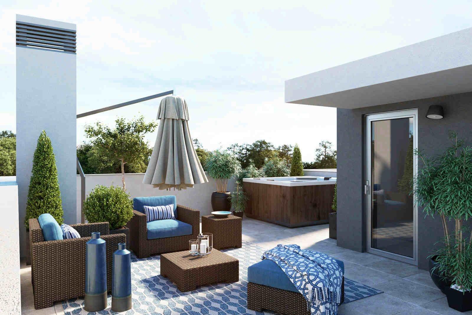 3 Bedroom Townhouse Tavira, Eastern Algarve Ref: PV3521