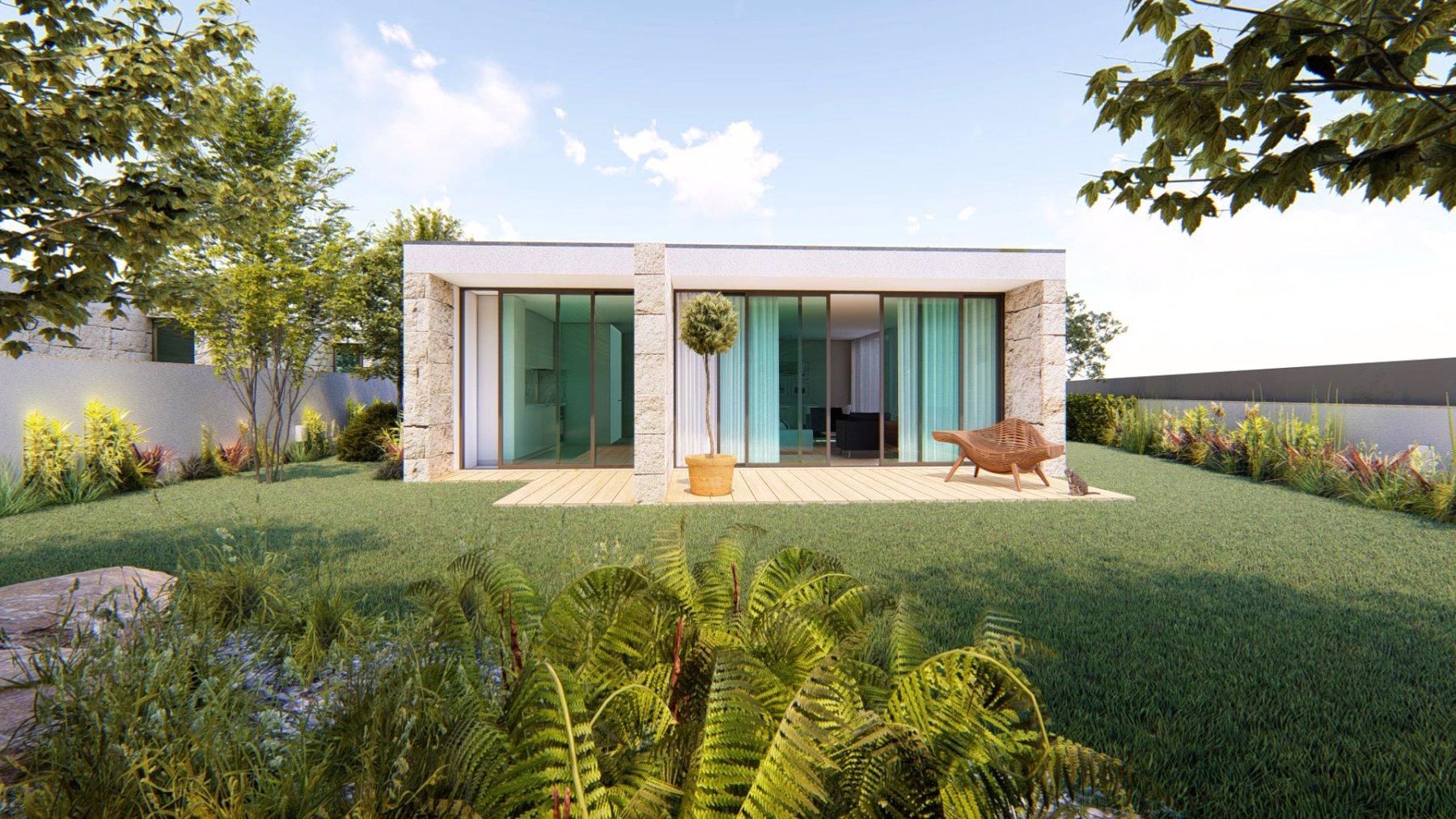 3 Bedroom Villa Vila Nova de Gaia, Porto Ref: AVP45