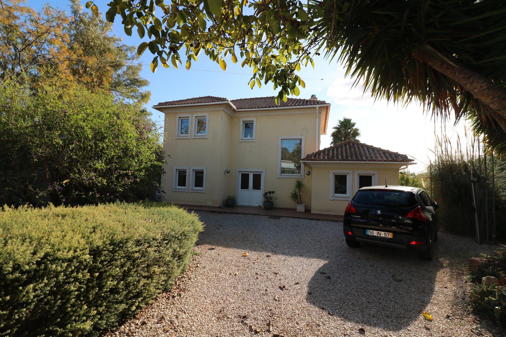 3 Bedroom Villa Sao Bartolomeu de Messines, Central Algarve Ref: JV10402