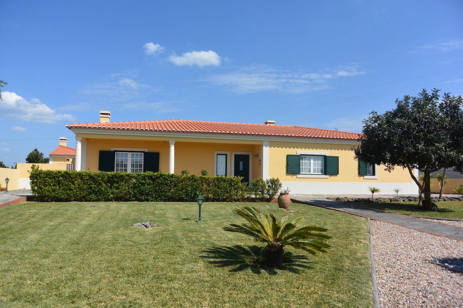 3 Bedroom Villa Obidos, Silver Coast Ref: AV2029