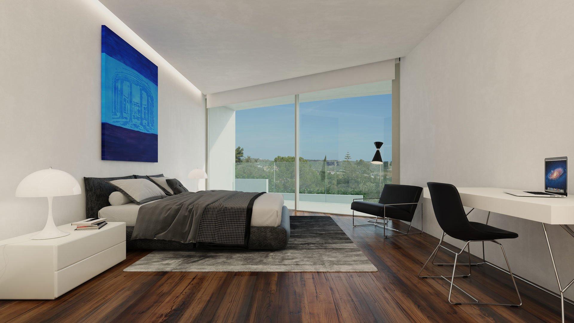 4 Bedroom Villa Praia da Luz, Western Algarve Ref: GV590