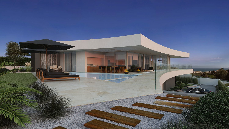 4 Bedroom Villa Praia da Luz, Western Algarve Ref: GV590C