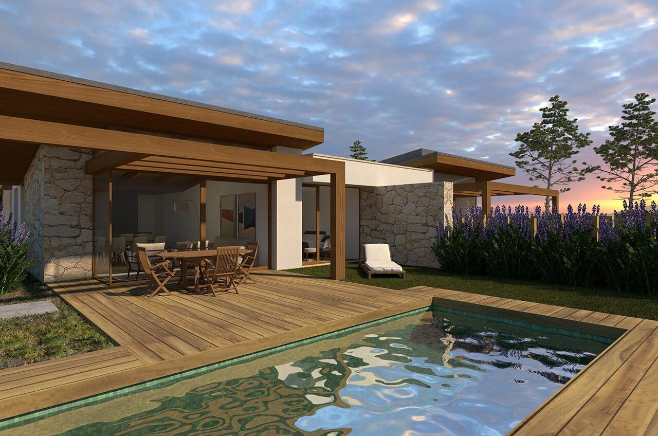 3 Bedroom Villa Obidos, Silver Coast Ref: AV2037