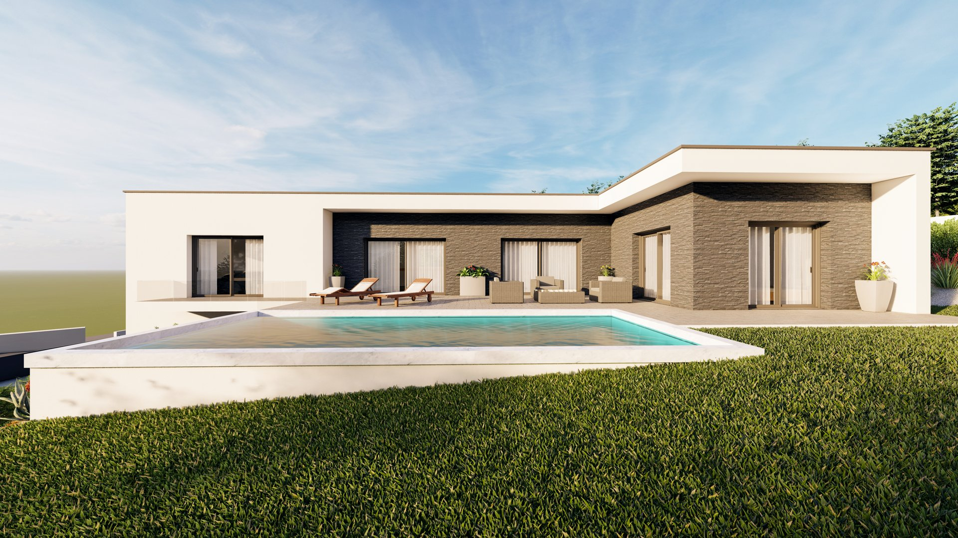 3 Bedroom Villa Nadadouro, Silver Coast Ref: AV2050