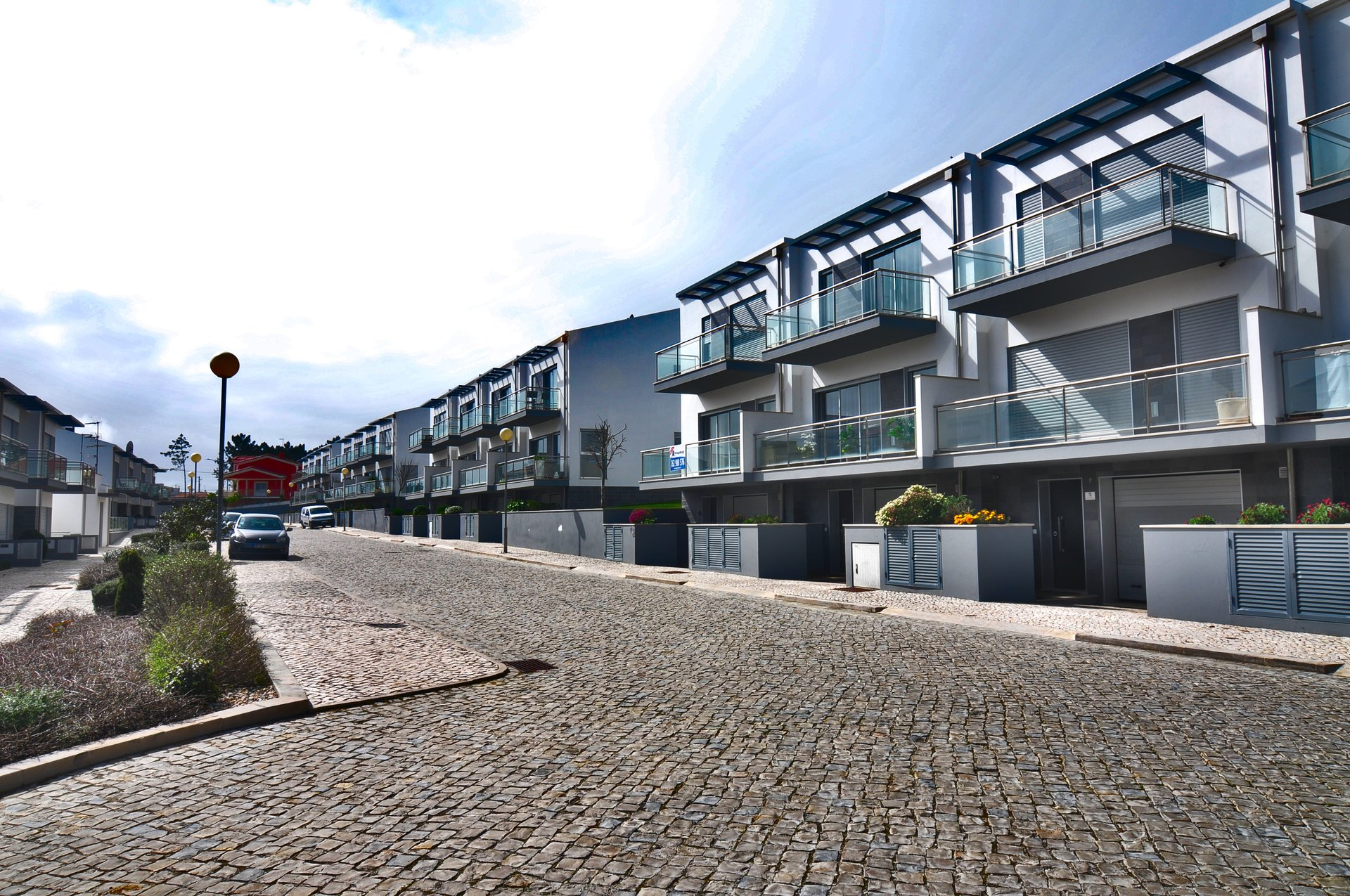 3 Bedroom Townhouse Sao Martinho do Porto, Silver Coast Ref: AV2051