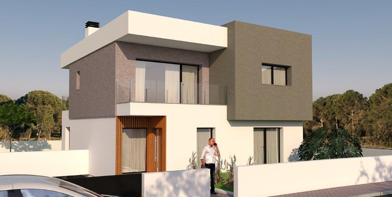 3 Bedroom Villa Caldas da Rainha, Silver Coast Ref: AV2057