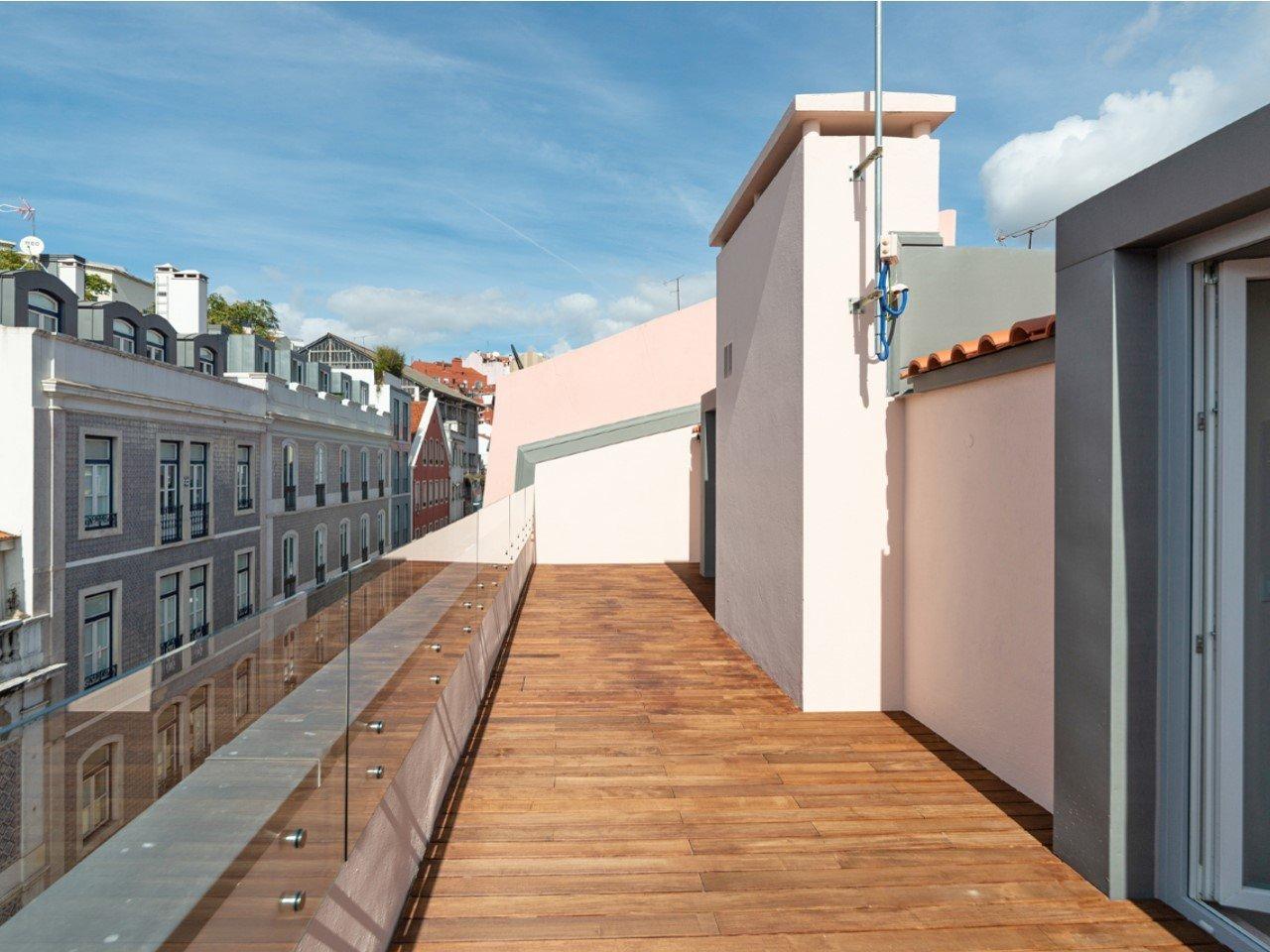 2 Bedroom Apartment Lisbon, Lisbon Ref: AMA13709