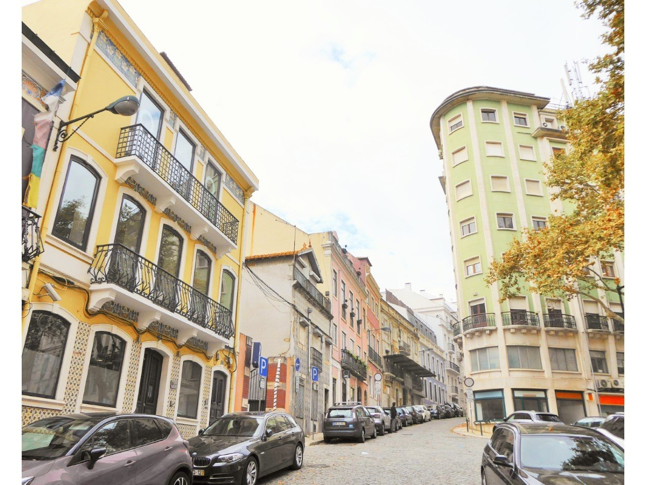 3 Bedroom Apartment Lisbon, Lisbon Ref: AMA13744