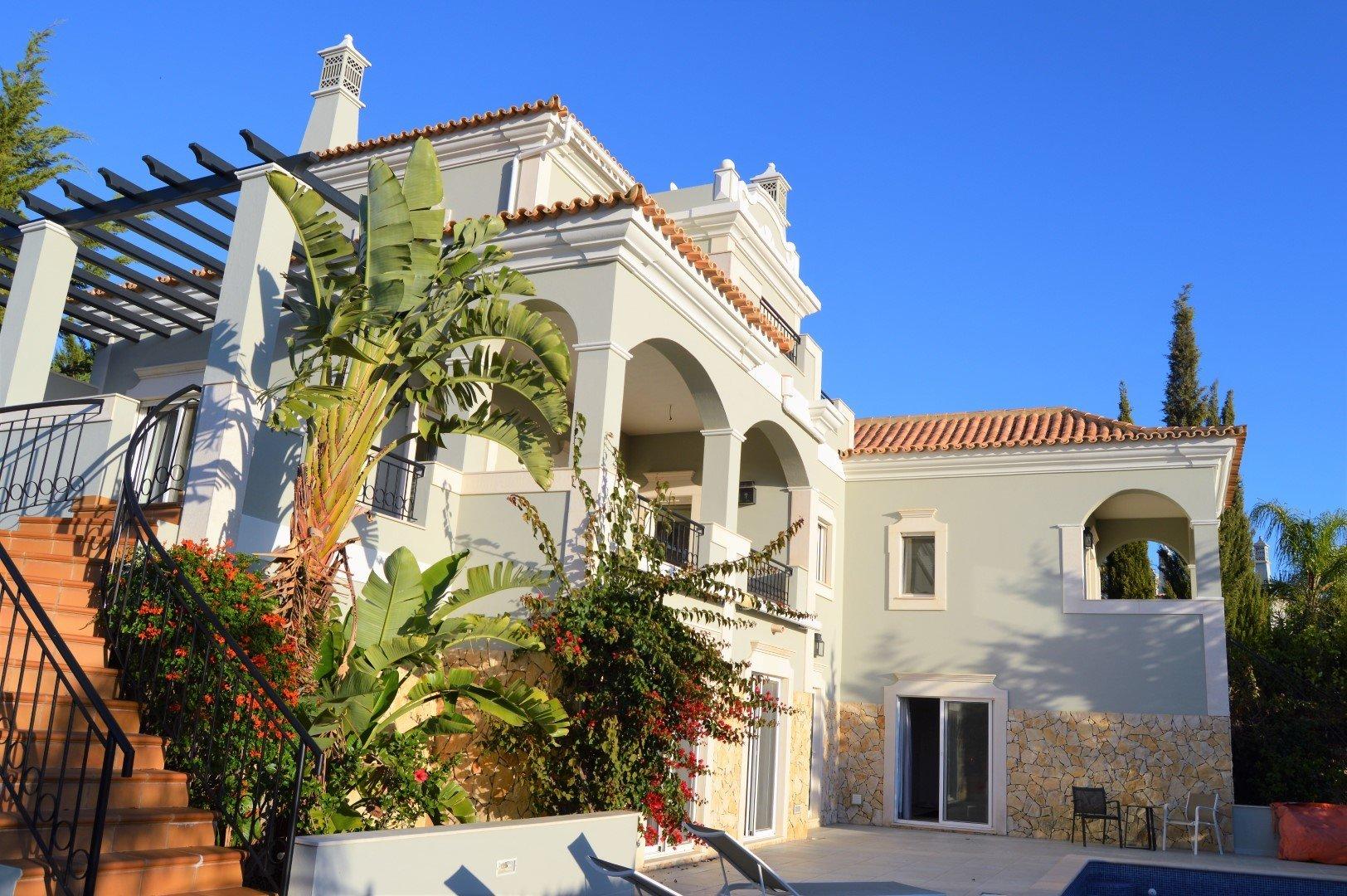 4 Bedroom Villa Almancil, Central Algarve Ref: MV24025