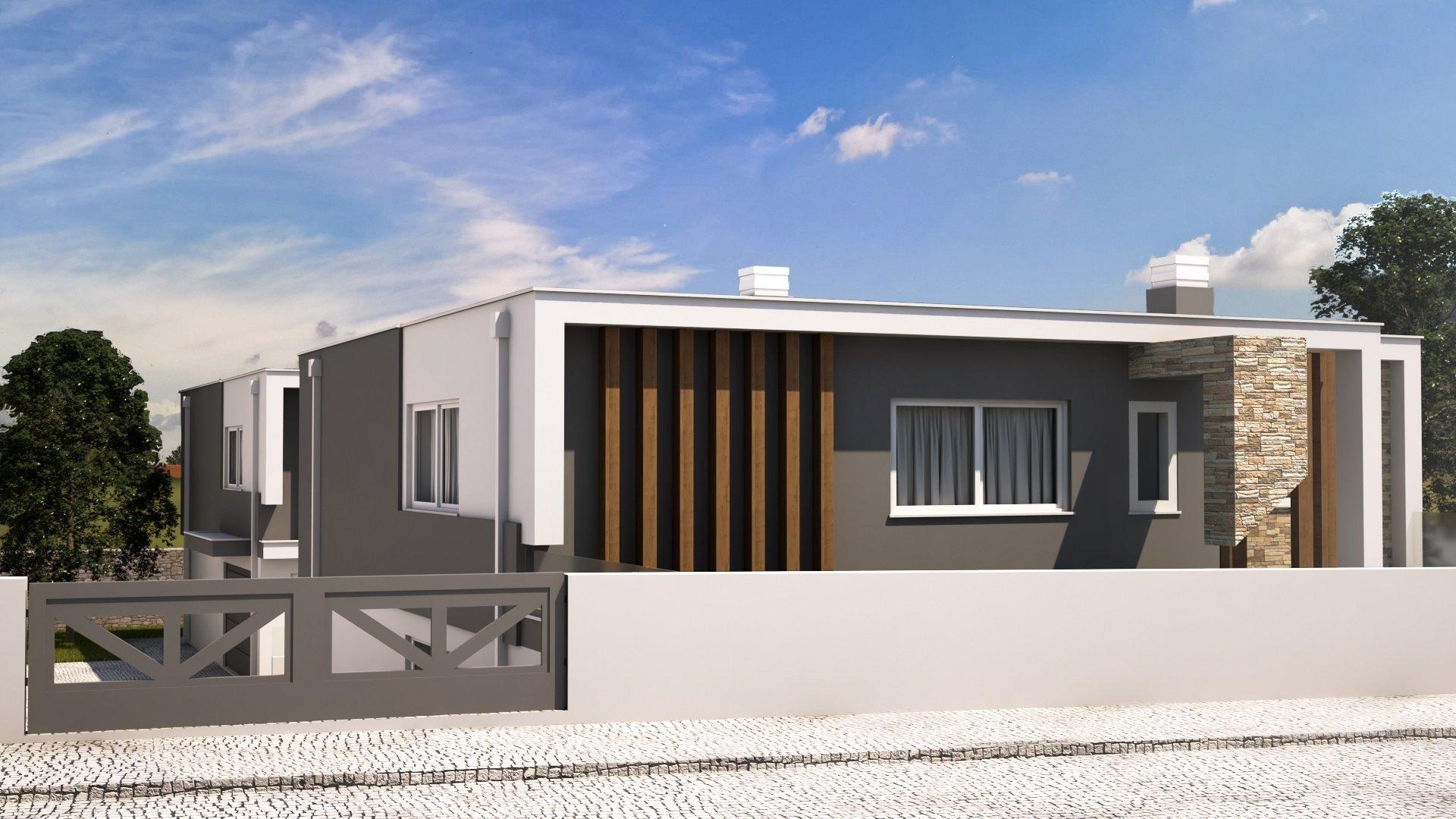 3 Bedroom Villa Caldas da Rainha, Silver Coast Ref: AV2064