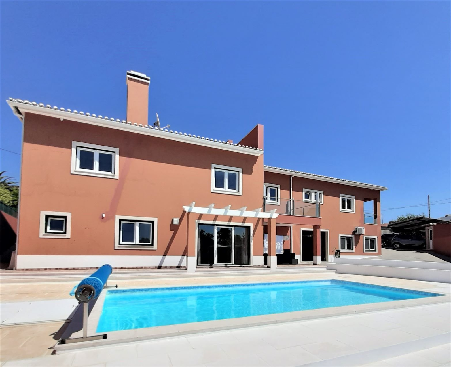 4 Bedroom Villa Caldas da Rainha, Silver Coast Ref: AV2069