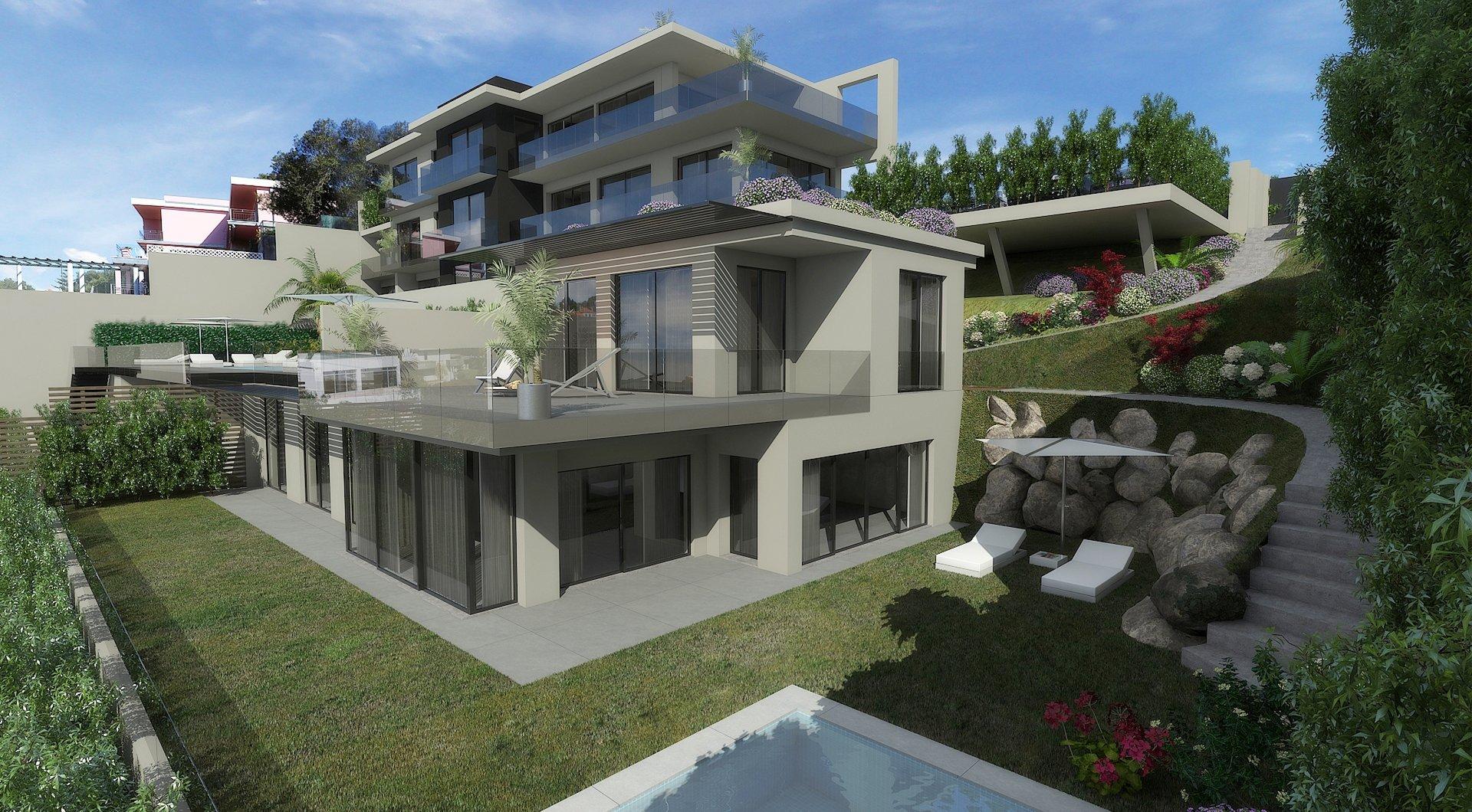 4 Bedroom Villa Cascais, Lisbon Ref: AVI354