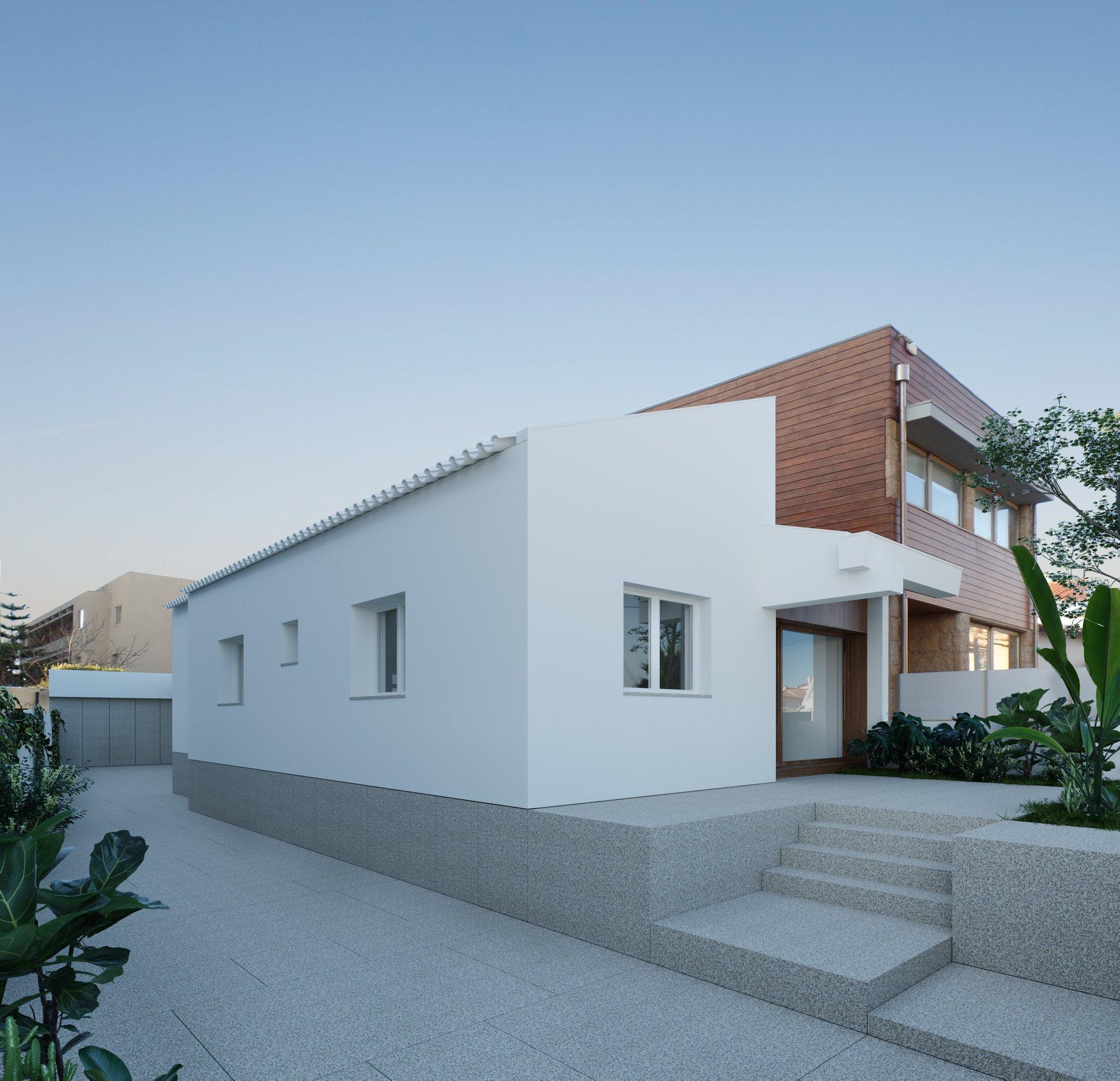 3 Bedroom Villa Vila Nova de Gaia, Porto Ref: AVP76