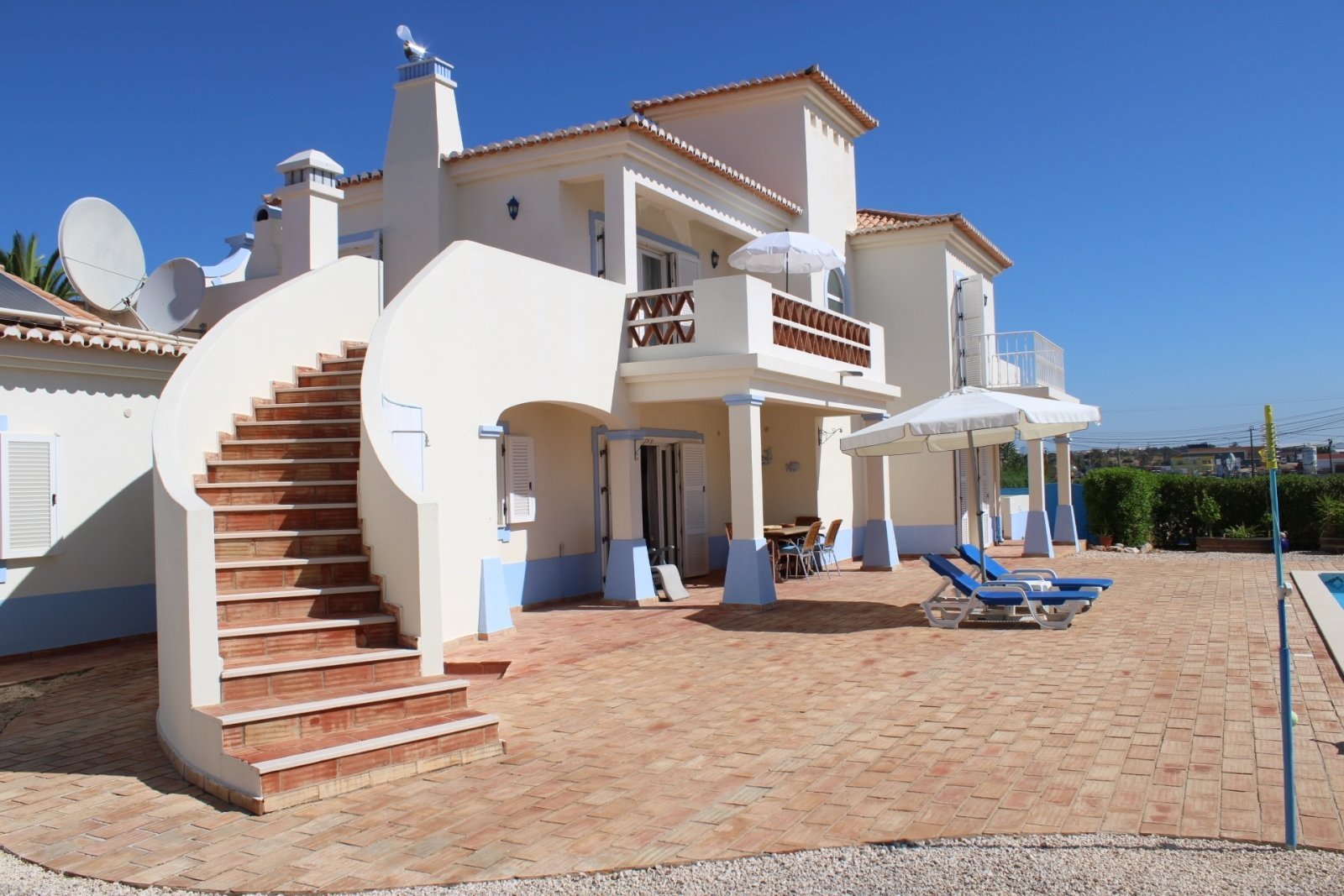 4 Bedroom Villa Lagos, Western Algarve Ref: GV604