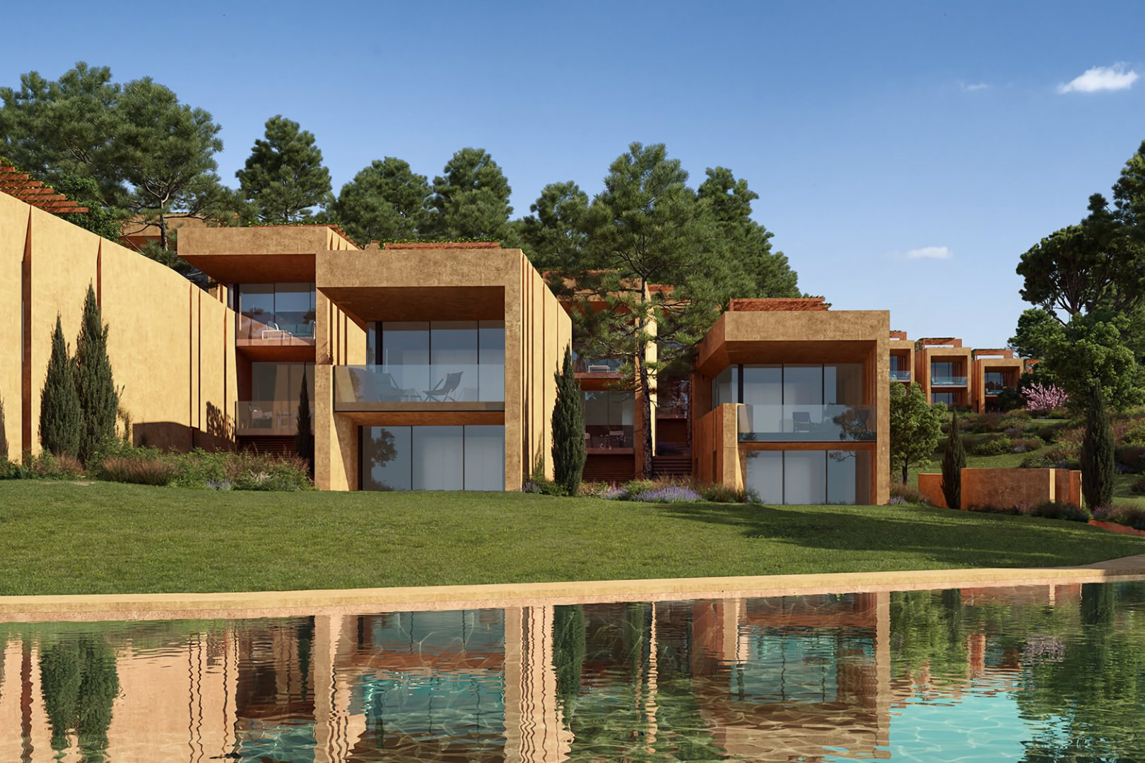 2 Bedroom Apartment Lagos, Western Algarve Ref: GA378B