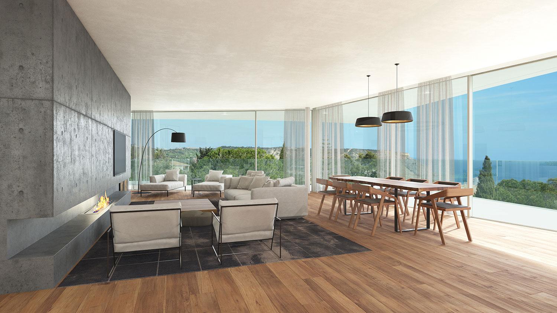 4 Bedroom Villa Praia da Luz, Western Algarve Ref: GV590H