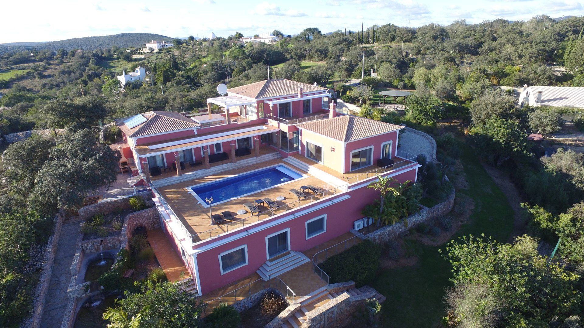 4 Bedroom Villa Sao Bras de Alportel, Central Algarve Ref: RV5322