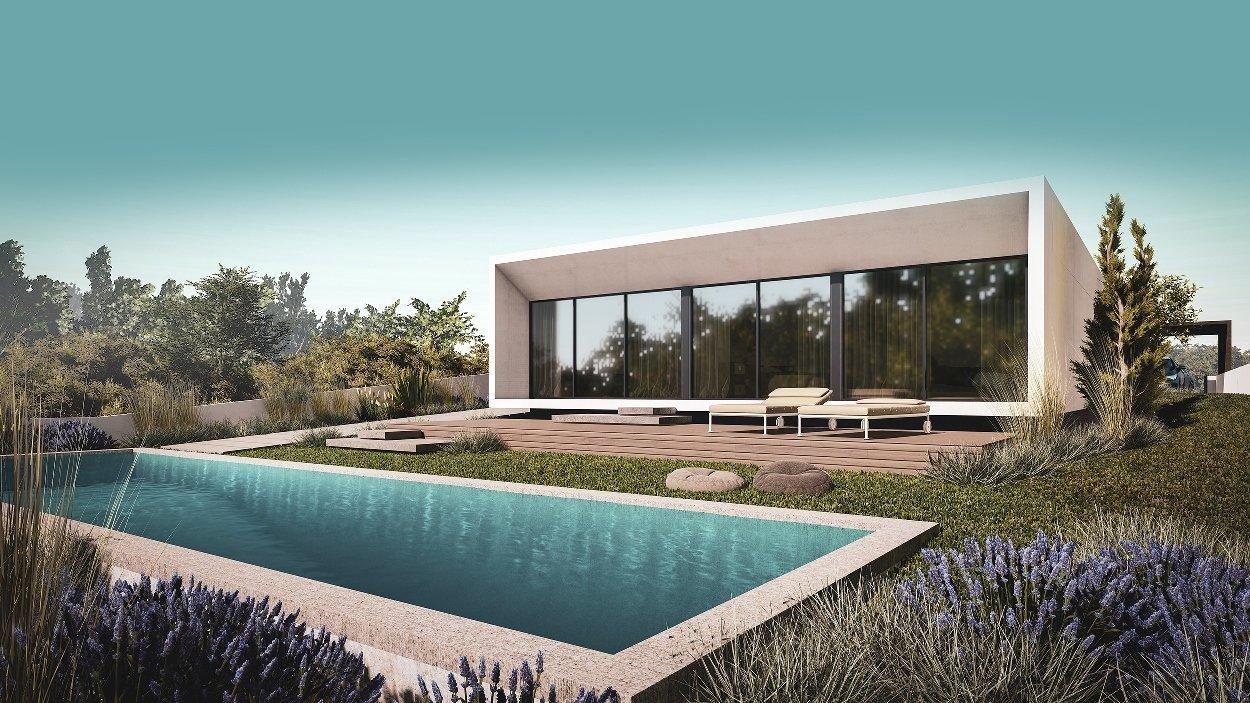 3 Bedroom Villa Obidos, Silver Coast Ref: AV2105
