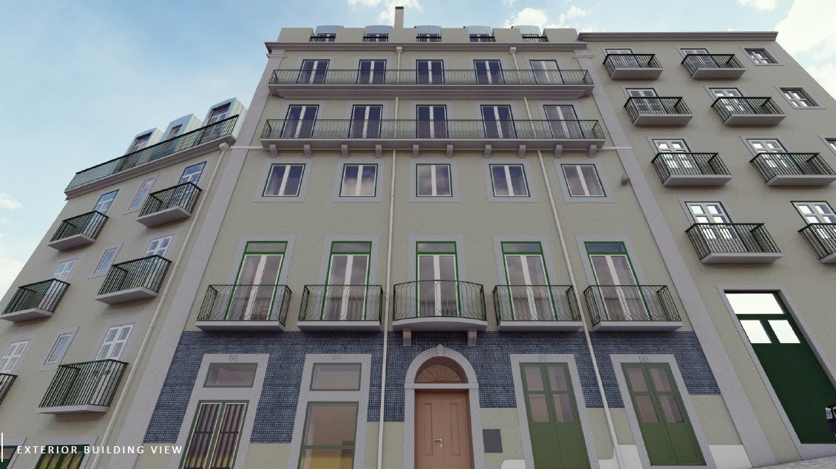 2 Bedroom Apartment Lisbon, Lisbon Ref: ASA094