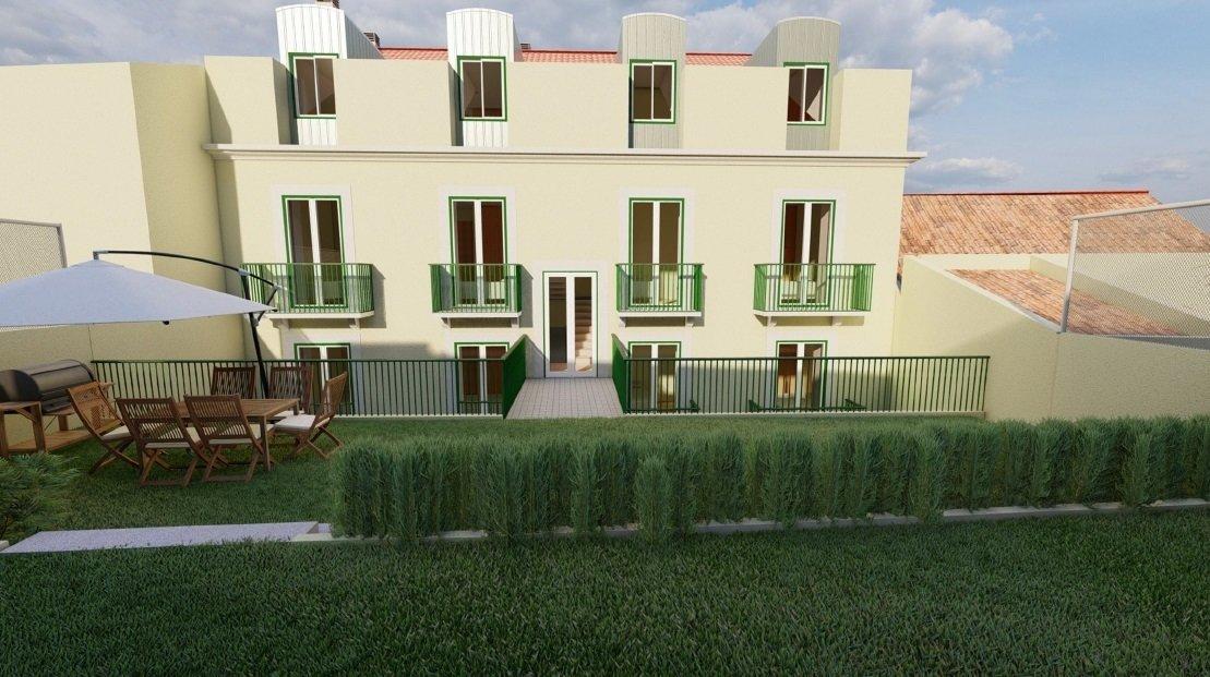 2 Bedroom Apartment Lisbon, Lisbon Ref: ASA095