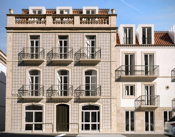 3 Bedroom Apartment Lisbon, Lisbon Ref: ASA097