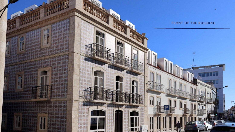 3 Bedroom Apartment Lisbon, Lisbon Ref: ASA105