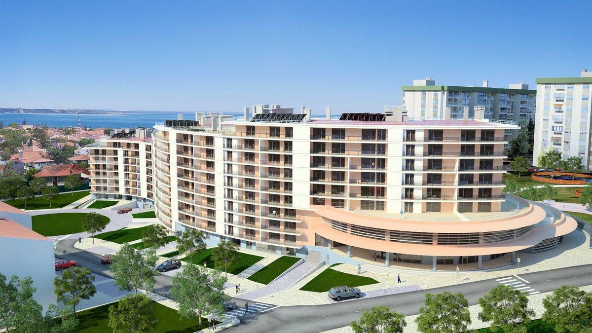 2 Bedroom Apartment Oeiras, Lisbon Ref: ASA074