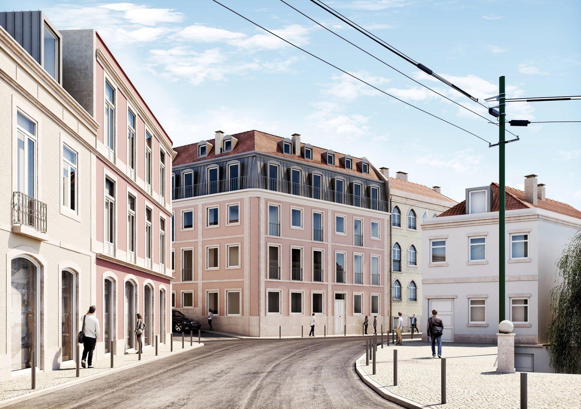 2 Bedroom Apartment Lisbon, Lisbon Ref: ASA110