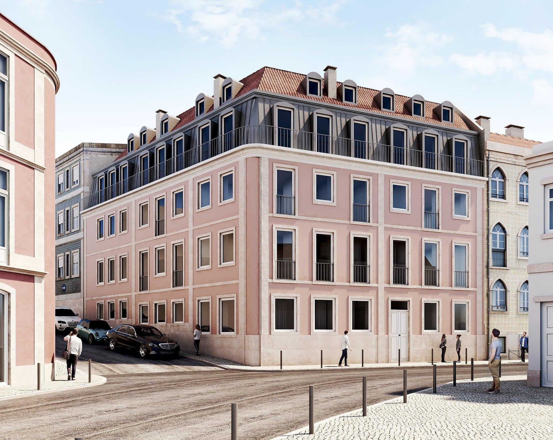2 Bedroom Apartment Lisbon, Lisbon Ref: ASA111