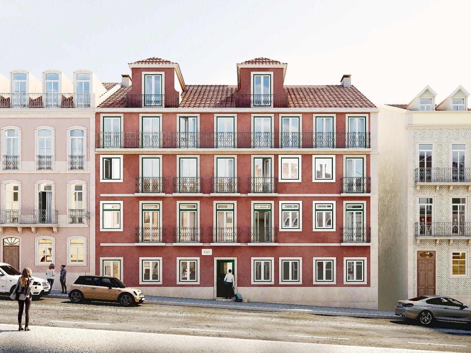 3 Bedroom Penthouse Lisbon, Lisbon Ref: ASA114