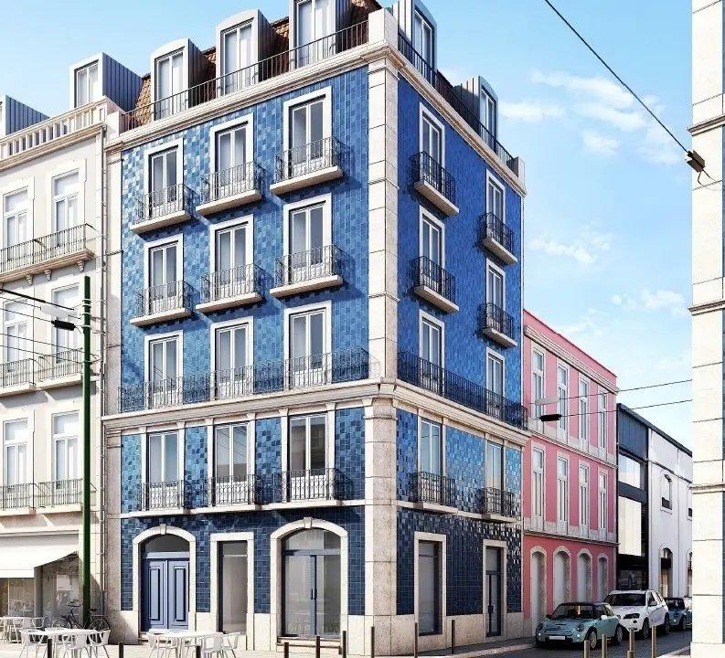 3 Bedroom Penthouse Lisbon, Lisbon Ref: ASA092