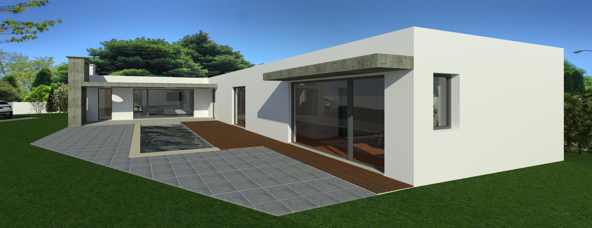 3 Bedroom Villa Nadadouro, Silver Coast Ref: AV2109