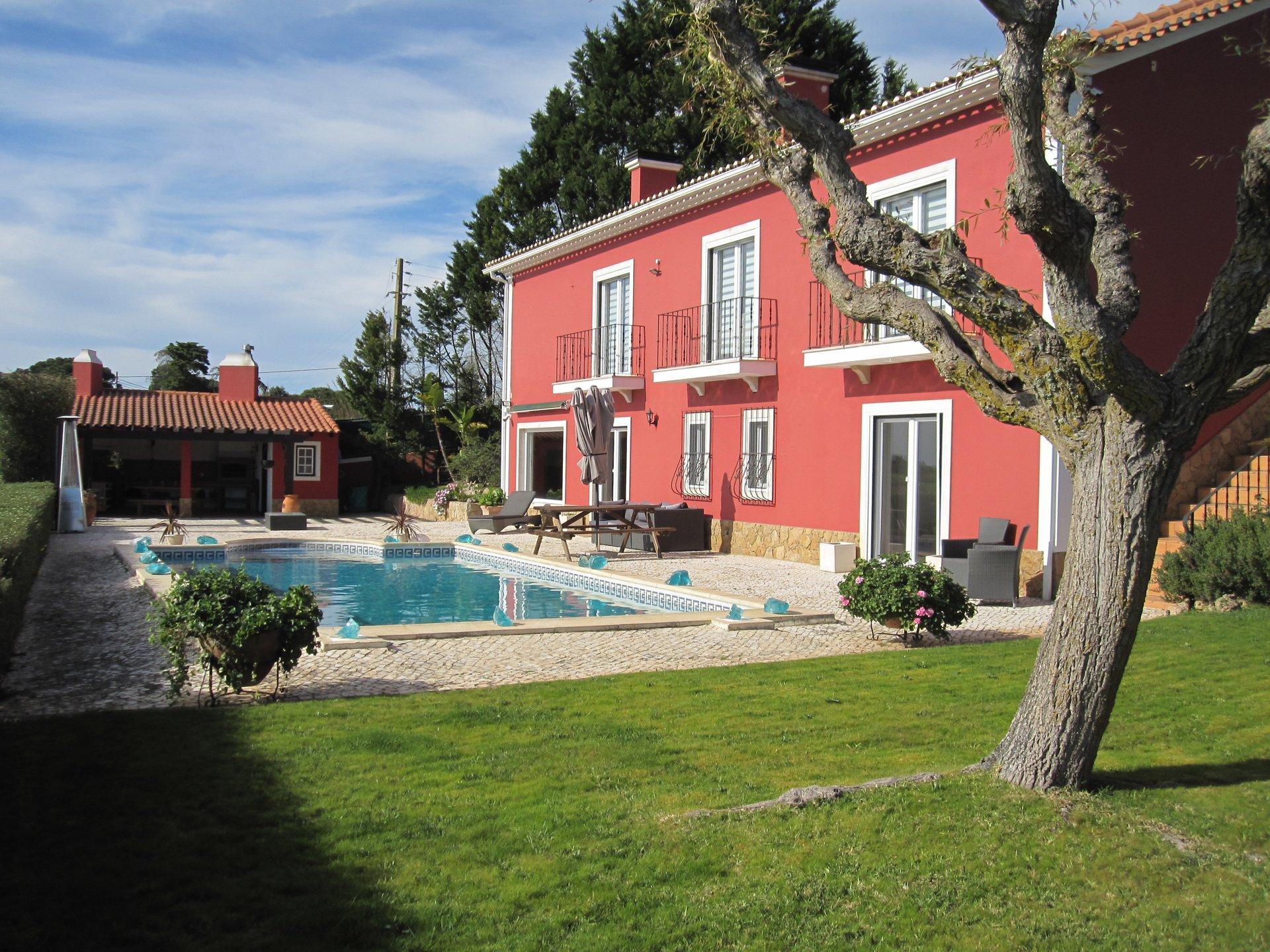 4 Bedroom Villa Cadaval, Silver Coast Ref: AV2111